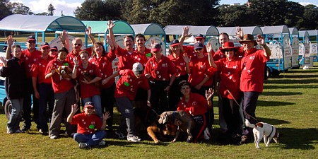 Million Paws Walk NSW - animal welfare