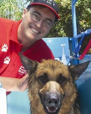 mobile dog wash franchise