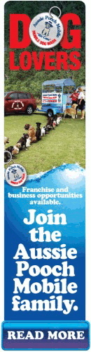 Aussie Pooch Mobile Franchise
