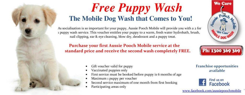 Print48b free puppy wash