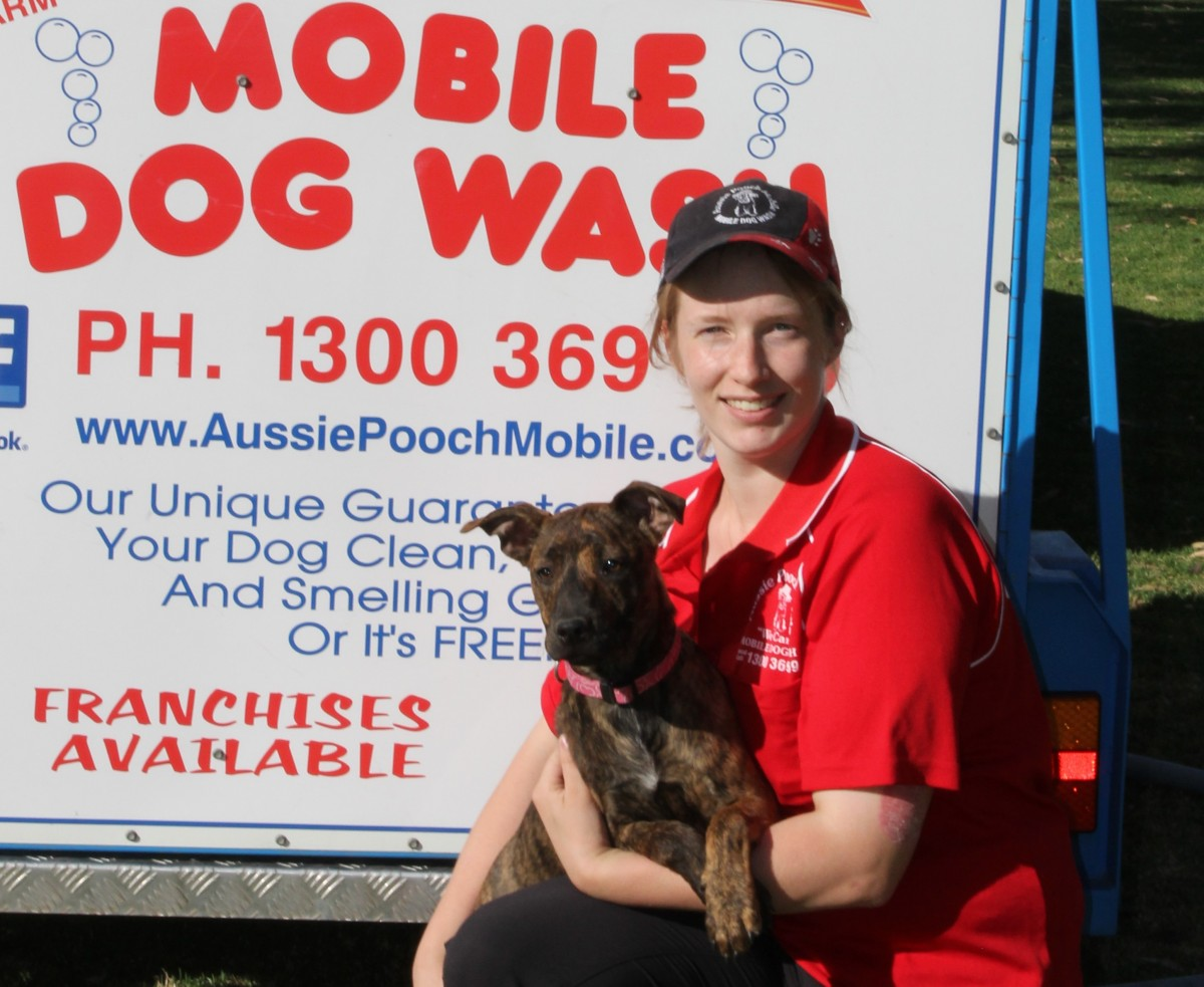 Franchisee quotes aussie pooch mobile i enjoy the interaction with dogs solutioingenieria Image collections