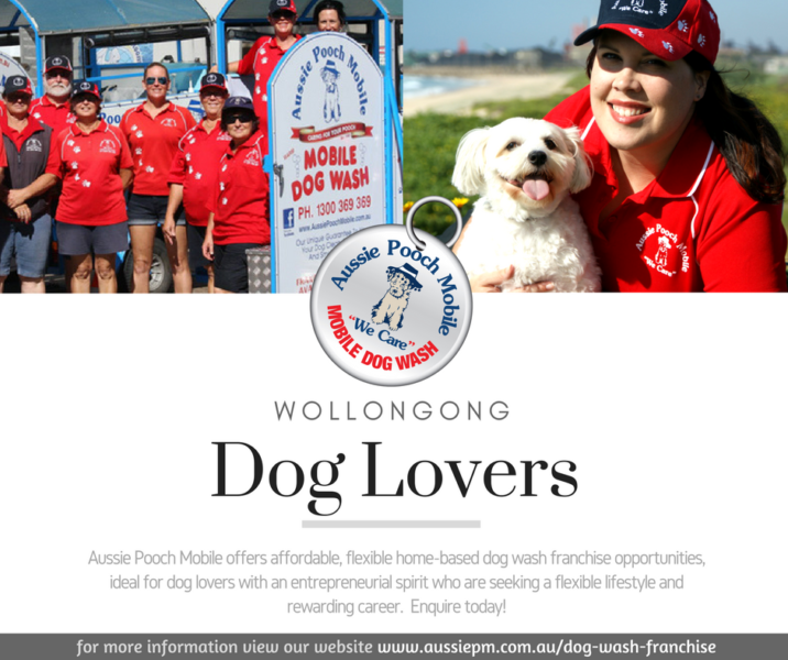 dog wash franchise Helensburgh