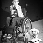 Follow the life of an assistance dog by following our National Facebook Page and Blog posts...