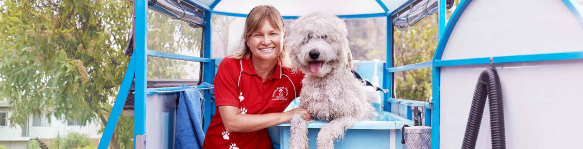 Christine Taylor Aussie Pooch Mobile Founder
