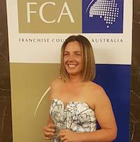 Franchise success stories awards franchise woman of the year wa