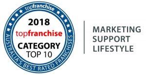 top franchise 2018 winner