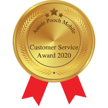 2020 Customer Service Award!