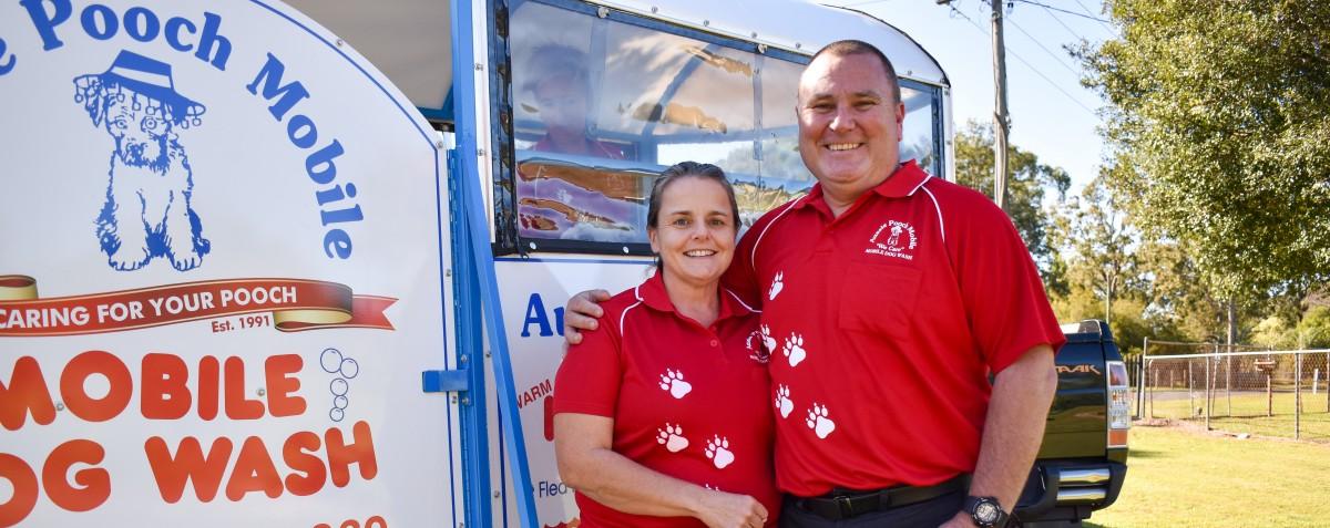 Aussie Pooch Mobile Paul Walters