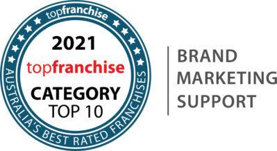 TopFranchise Award Winner – Australia's best rated franchises
